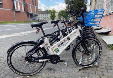 Rowery miejskie wrócą w marcu