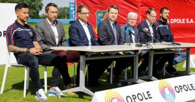 Pierwsze pół roku Odry Opole jako spółki akcyjnej