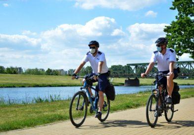 Patrole rowerowe Opole