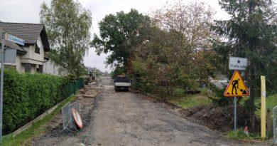 Ruszył remont dróg w rejonie Bronicza