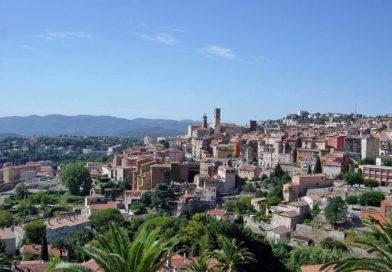 Grasse to pierwsze miasto partnerskie Opola