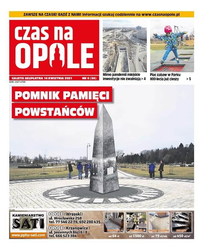 Czas na Opole nr. 36