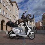 Skutery elektryczne wróciły do Opola!