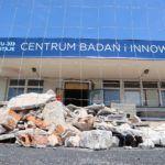 Powstaje nowoczesne Centrum Badań i Innowacji