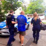 Złodziej katalizatorów z opolskich parkingów zatrzymany