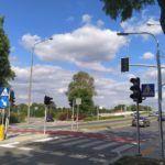 Skrzyżowanie ulic Ozimskiej i Kani będzie bezpieczniejsze