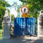 Most Groszowy zamknięty... ale nie w weekendy