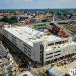 Centrum Opole Główne już stoi