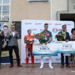 Mistrz igrzysk z Tokio powitany na opolskim Rynku