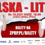 Bilety na mecz Polska - Litwa w Opolu już dostępne