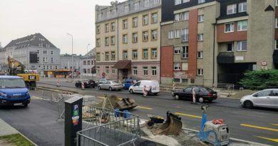 Kolejny odcinek ulicy Katowickiej już otwarty