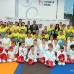 Nowa sala treningowa AZS Judo Opole oficjalnie otwarta