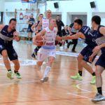 Koszykarze z Opola zwyciężyli na początek sezonu w 1 lidze
