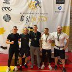 Dwa kluby z Opola zdobyły 23 medale mistrzostw Polski