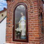 Kapliczka w Czarnowąsach doczekała się renowacji
