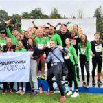 Młodzi lekkoatleci z Opola ze srebrem