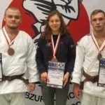 Trzy medale judoków KJ AZS Opole