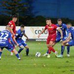 Odra Opole zmęczyła Skrę Częstochowa i wygrała 1-0