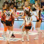 Siatkarki Uni Opole wygrały drugi mecz w elicie